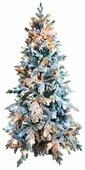 Crystal trees Ель искусственная Неаполь LED