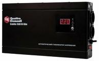 Стабилизатор напряжения однофазный Quattro Elementi Stabilia W-Slim 1500 (0.9 кВт)