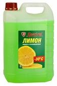 Жидкость для стеклоомывателя Spectrol Лимон, -30°C, 5 л
