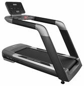 Электрическая беговая дорожка Bronze Gym T950 Pro Black Hawk