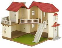 Игровой набор Sylvanian Families Большой дом со светом 2752/4531