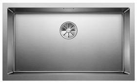 Врезная кухонная мойка Blanco Cronos XL 8-U 79.5х46.8см нержавеющая сталь