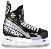 Детские хоккейные коньки MaxCity Detroit+ для мальчиков