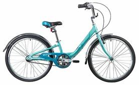 Подростковый горный (MTB) велосипед Novatrack Ancona 24 3 (2019)