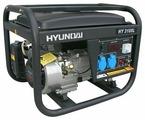 Бензиновый генератор Hyundai HY3100LE (2800 Вт)