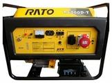 Бензиновый генератор RATO R6000D-T (5500 Вт)