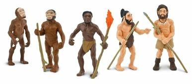 Фигурки Safari Ltd Эволюция человека 663816