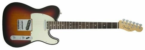 Электрогитара Fender American Elite Telecaster