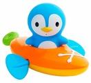 Игрушка для ванной Munchkin Пингвин в лодке (11011)