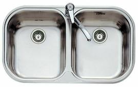Врезная кухонная мойка TEKA Stylo 2B