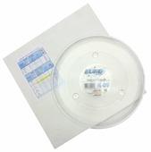 Тарелка для СВЧ EURO Kitchen EUR N-09