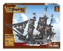 Конструктор Ausini Пираты 27903