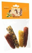 Лакомство для кроликов, грызунов Little One Mini corn cobs