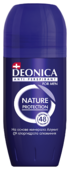 Антиперспирант ролик Deonica for men Nature Protection
