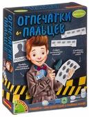 Игровой набор BONDIBON Французские опыты Науки с Буки. Отпечатки пальцев ВВ3182