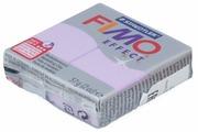 Полимерная глина FIMO Effect запекаемая пастель сиреневая (8020-605), 57 г