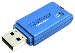 Bluetooth адаптер TRENDnet TBW-105UB