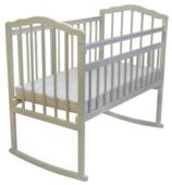 Кроватка Малика Melissa-2 (колесо, качалка)