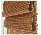 Римская штора Эскар бамбуковые (какао)