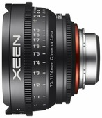 Объектив Xeen 14mm T3.1 Sony E