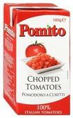 Мякоть помидора POMITO картонная коробка 1000 г