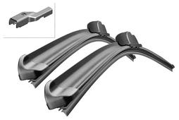 Щетка стеклоочистителя бескаркасная BOSCH Aerotwin A430S 600 мм / 530 мм, 2 шт.