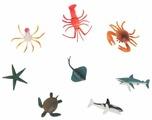 Фигурки ABtoys Морские животные HB2501