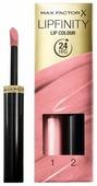 Max Factor Набор для макияжа губ Lipfinity тон 010 Whisper