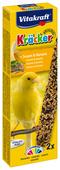Лакомство для птиц Vitakraft Крекеры для канареек кунжут с бананом (21255)