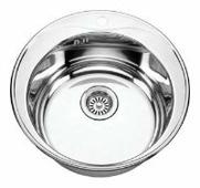 Врезная кухонная мойка ЕМАР 510С