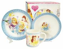 Набор для завтрака МФК Disney Принцессы 240 мл