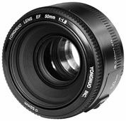 Объектив Yongnuo YN 50mm f/1.8 Canon.
