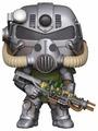 Фигурка Funko POP! Fallout S2 - T-51 Power Armor 33973