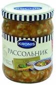 Суп рассольник Kronis стеклянная банка 470 г