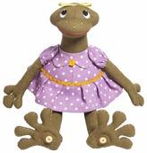 Малиновый слон Набор для изготовления мягкой игрушки Лягушечка Марьяша (ТК-017)