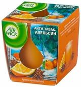 Свеча Air Wick Анти-табак Апельсин, 105 г