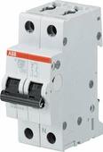Автоматический выключатель ABB S201 1P+N (С) 6кА