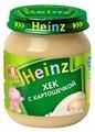 Пюре Heinz Хек с картошечкой (с 8 месяцев) 120 г, 1 шт