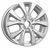 Колесный диск K&K КС685 (15_SOLARIS FL) 6x15/4x100 D54.1 ET48 сильвер