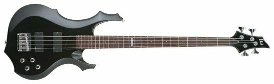 Бас-гитара LTD F-104