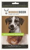 Лакомство для собак Nordic Deer Ухо говяжье внутреннее