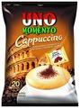 Растворимый кофе Uno Momento капучино с шоколадной крошкой, в пакетиках
