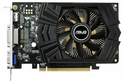 Видеокарта ASUS GeForce GTX 750 1059Mhz PCI-E 3.0 1024Mb 5010Mhz 128 bit DVI HDMI HDCP