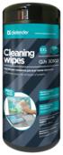 Defender Cleaning Wipes CLN 30102 влажные салфетки 100 шт. для экрана