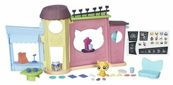 Игровой набор Littlest Pet Shop Кафе B5479