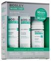 Набор Bosley Starter Pack for Fine Color-Treated Hair Система зеленая
