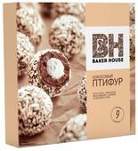 Пирожное BAKER HOUSE Птифур с кокосовым кремом