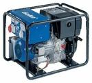 Дизельный генератор Geko 7801 E-AA/ZEDA (5100 Вт)