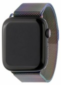 INTERSTEP Ремешок MESH для Apple Watch 42/44 мм, сталь