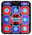 Музыкальный коврик Aspel Dance Perfomance II ТВ/ПК (32 бита), 010:J